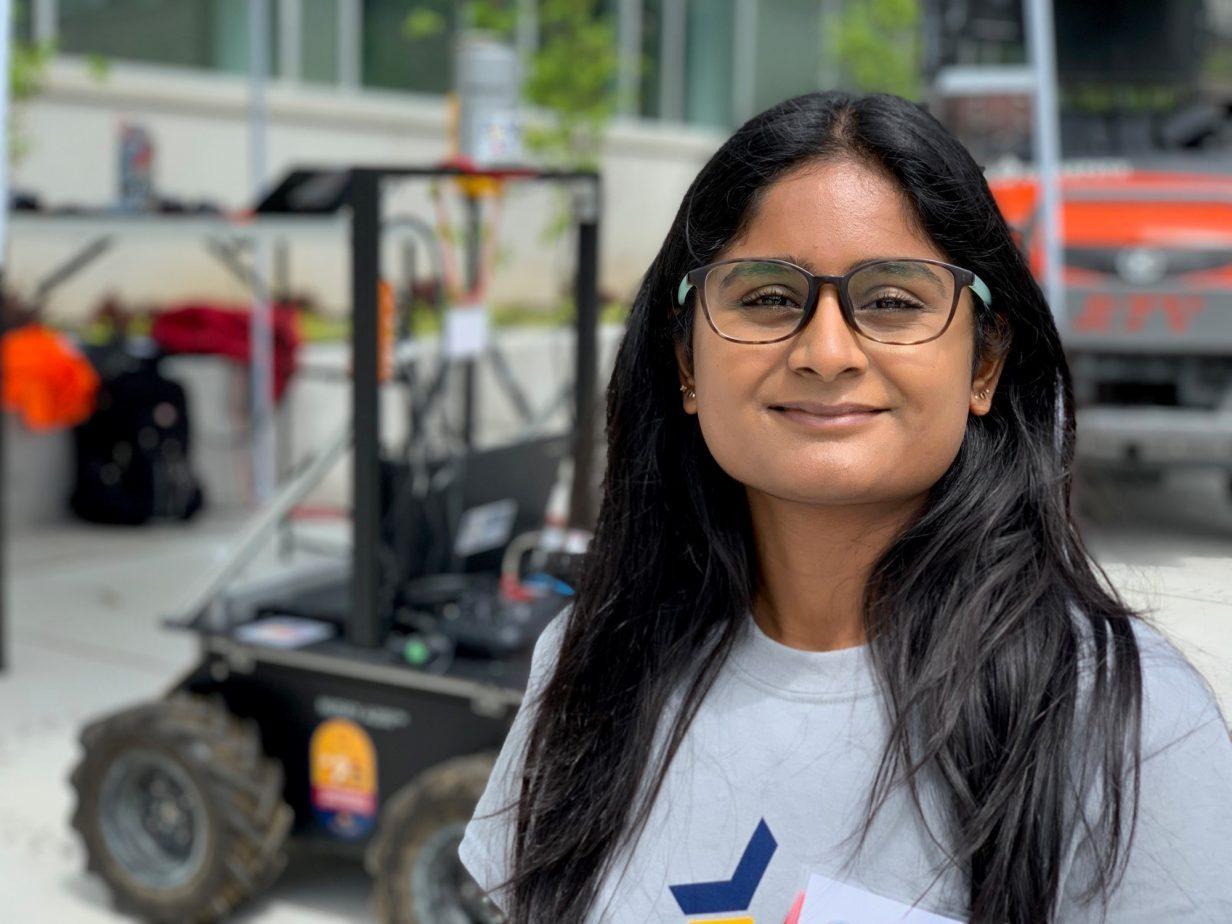 Naveena Pandillapally